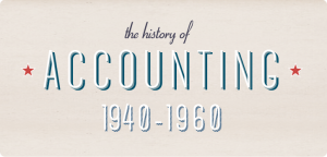 History of Accounting 1940-1960