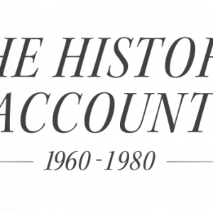 History of Accounting 1960-1980