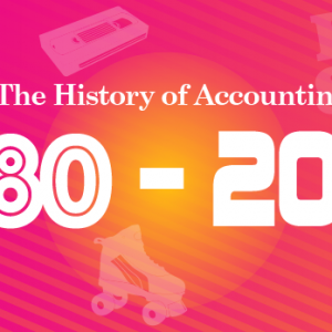 History of Accounting 1980-2000