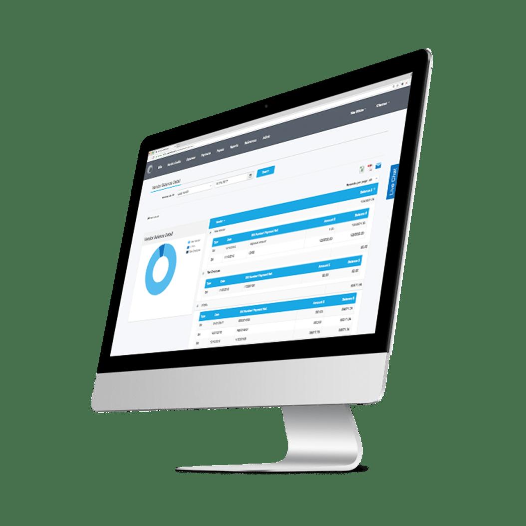 Accounts Payable Reporting