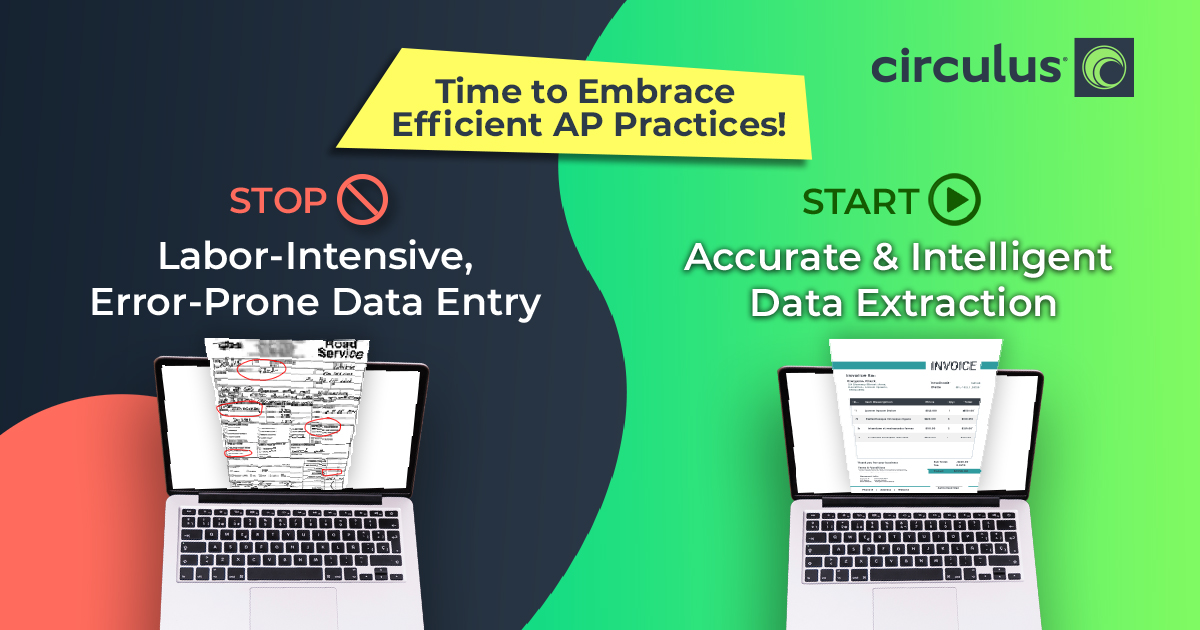 Get Data Extraction with 99% + Accuracy through Circulus!