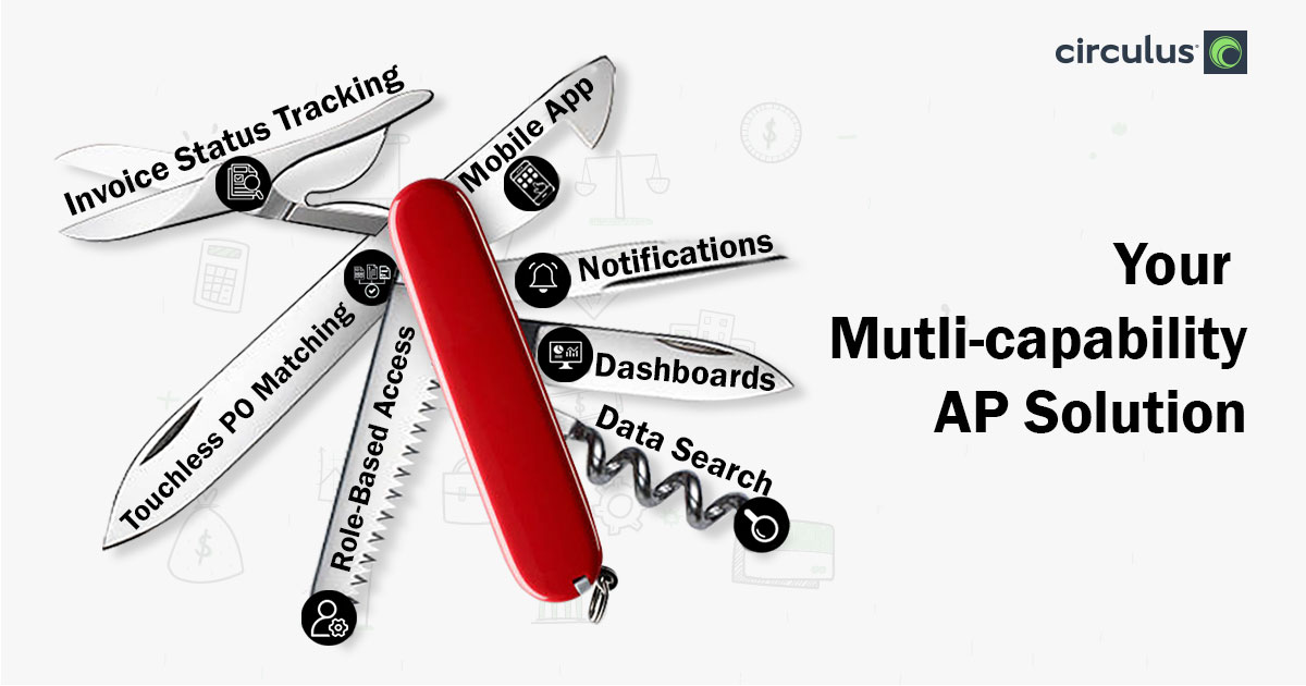 Adopt The Multi-Tool Approach for Accounts Payable