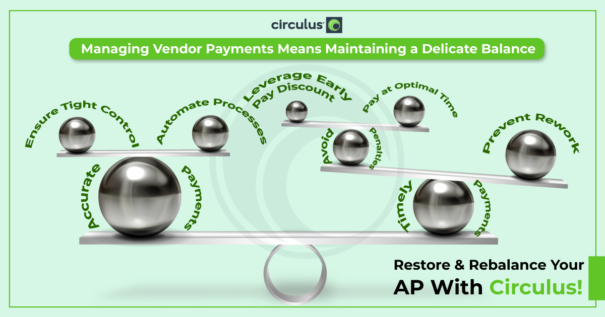 AP Automation is the Pivot of AP Balance!