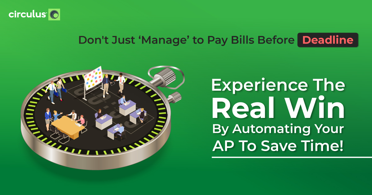 Be Unstoppable with the Time-Saving Benefits of AP Automation