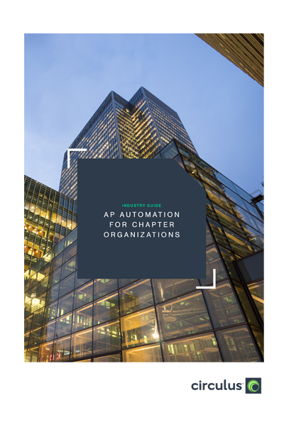 AP Automation for Chapter Organizations