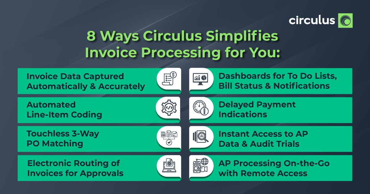Simplify Invoice Processing with Circulus!