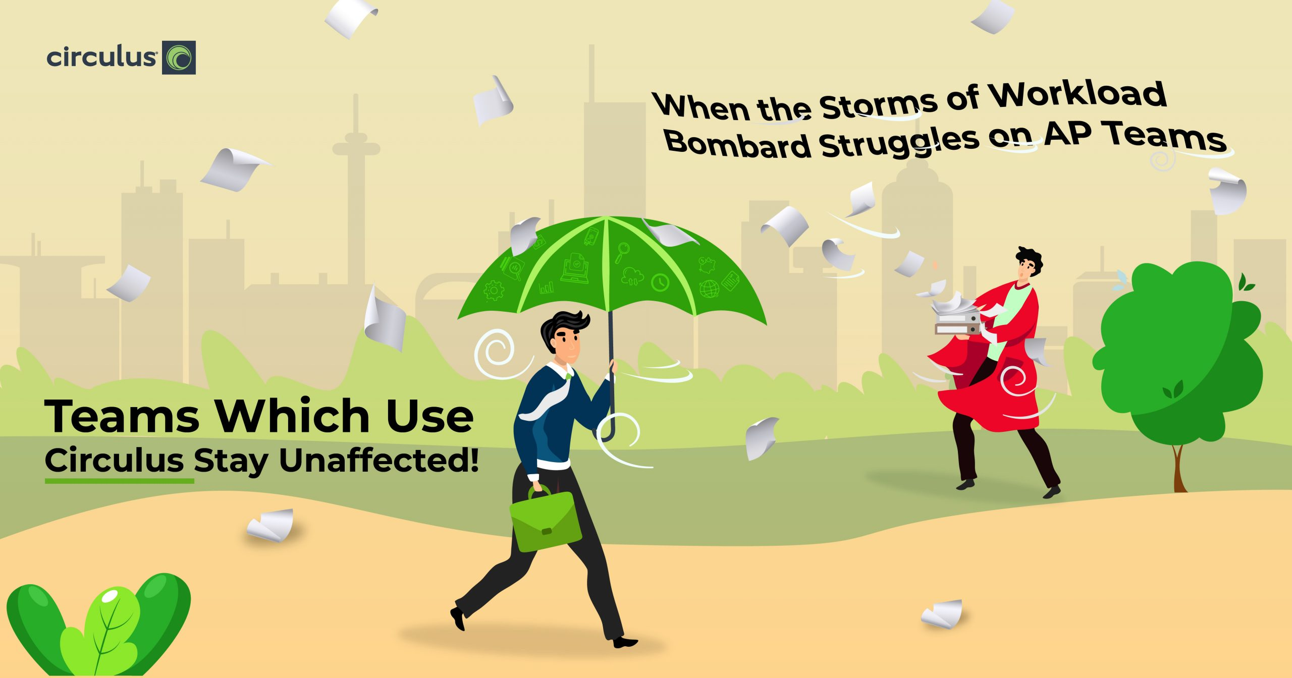 Come Rain or Shine, Automation Enables Vendor Payments on Time!