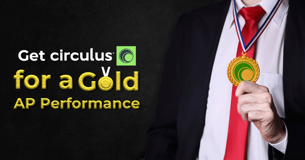 Go for Gold Standard Accounts Payable!