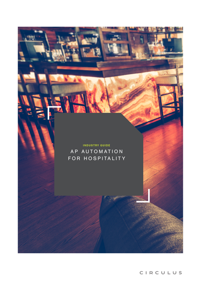 AP Automation for Hospitality