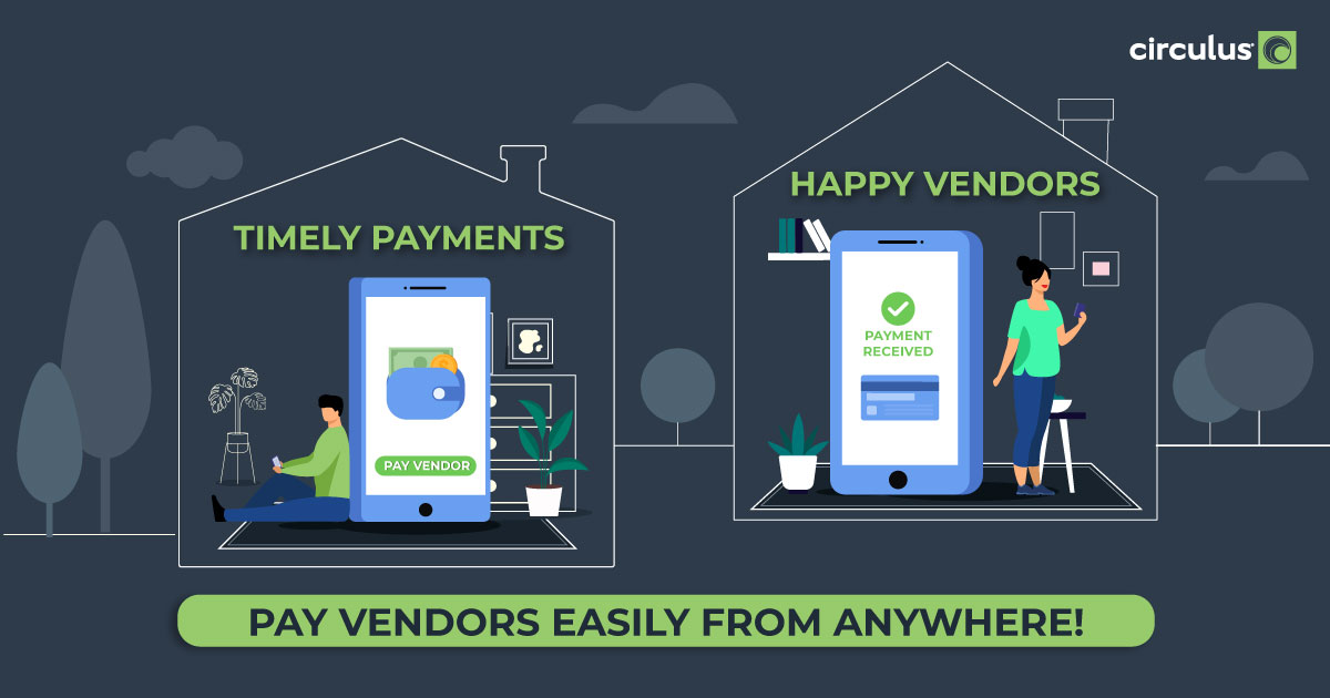 Make Payments Effortless for You & Seamless For Your Vendors
