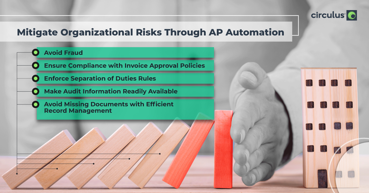 Mitigate Risks with AP Automation by Circulus