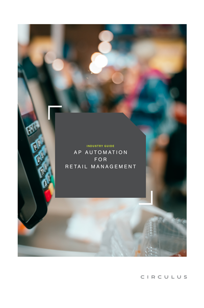 AP Automation for Retail Management