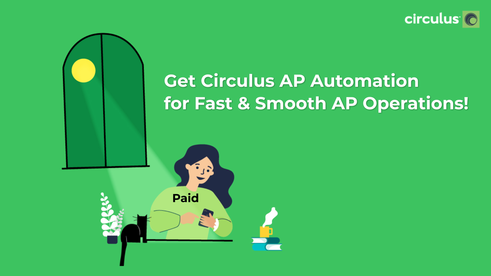 Switch to Smart AP Processing with Circulus